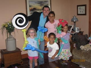 Family Magic Show