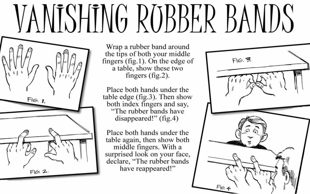 Vanishing Rubber Bands